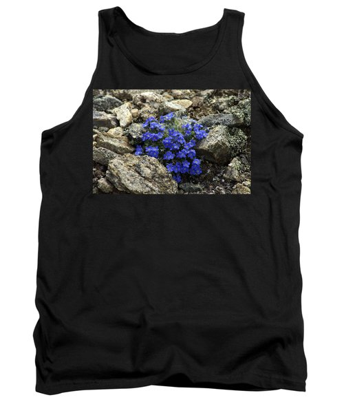Tank Top featuring the photograph Determination by Jeremy Rhoades