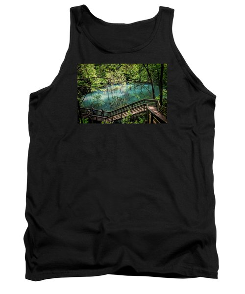 Devil's Millhopper Tank Top