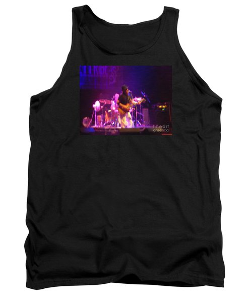 Devon Allman Tank Top by Kelly Awad
