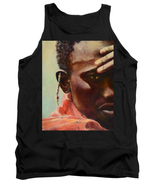 Dignity Tank Top