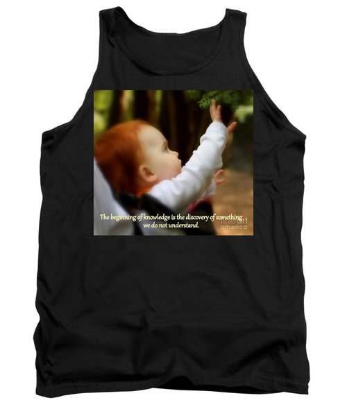 Discovery Tank Top by Patti Whitten