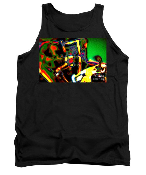 Distractions Tank Top