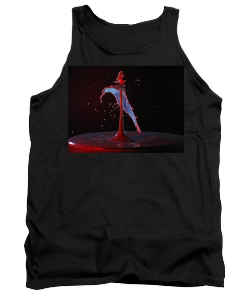 Tank Top featuring the photograph Distressed by Kevin Desrosiers