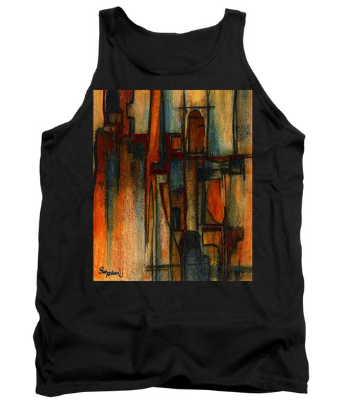 Divergence Tank Top
