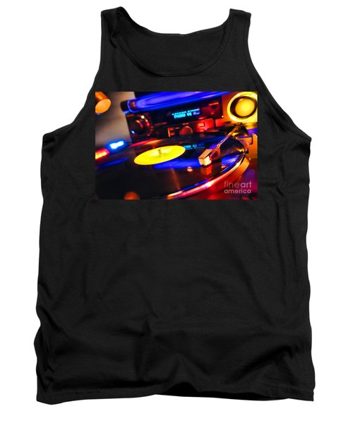 Dj 's Delight Tank Top
