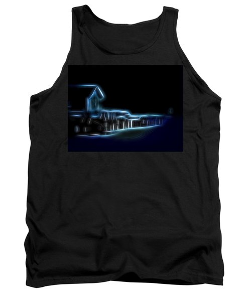 Dockside Moonlight Tank Top