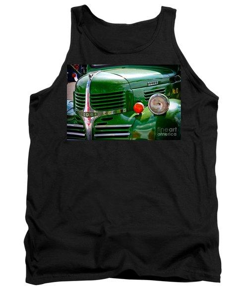 Dodge Truck Tank Top by Les Palenik