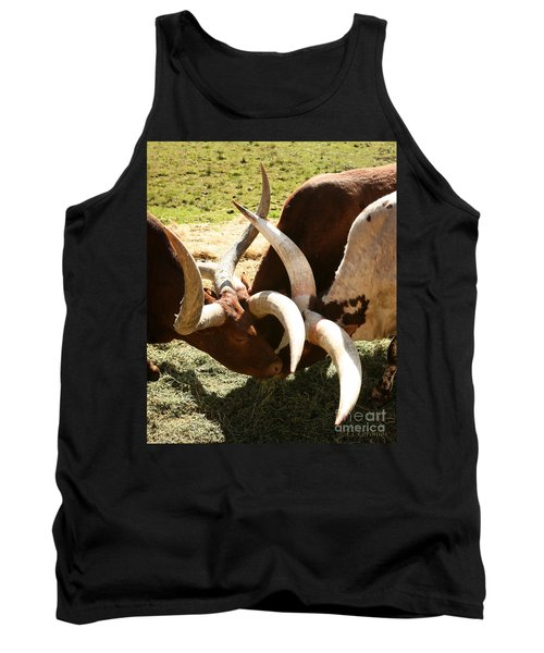 Doing The Watusi Tank Top