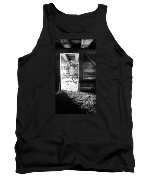 Doorway Through Time Tank Top