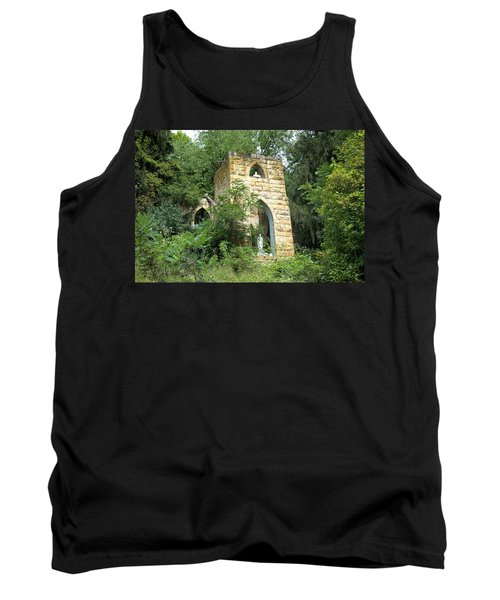 Dorchester Grotto Tank Top by Bonfire Photography