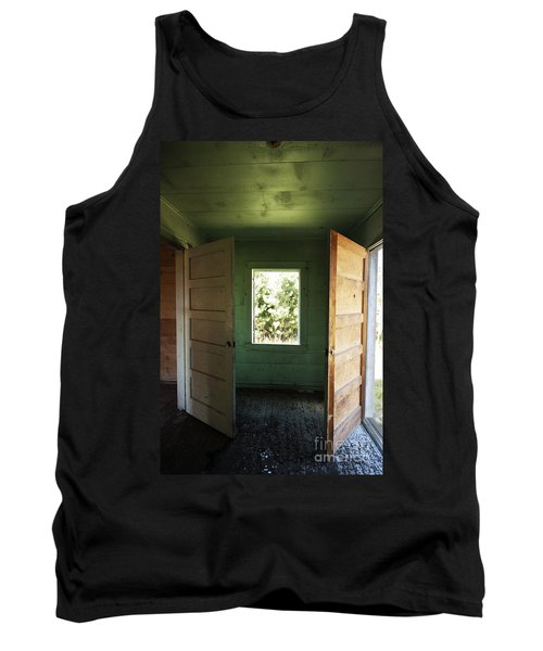 Double Entry Tank Top