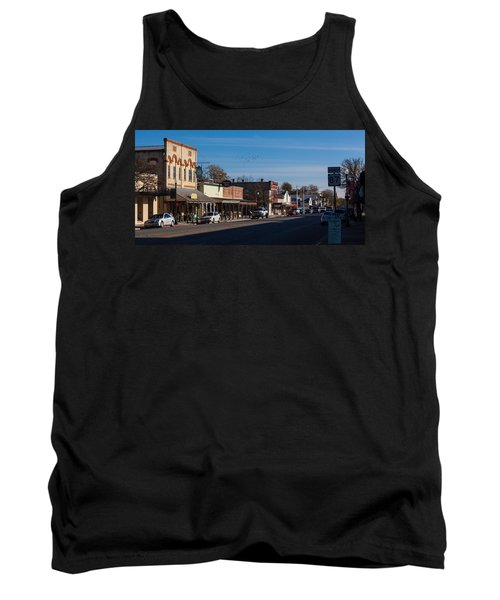 Downtown Boerne Tank Top