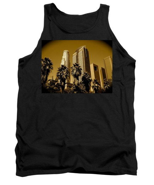 Downtown Los Angeles Tank Top
