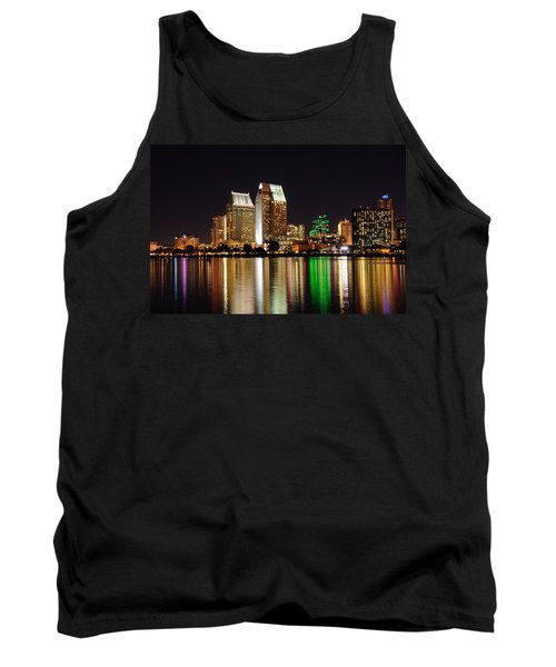 Downtown San Diego Tank Top
