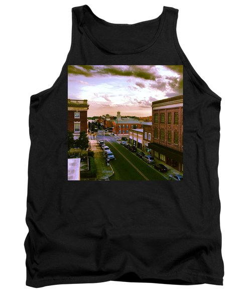 Downtown Washington Nc Tank Top