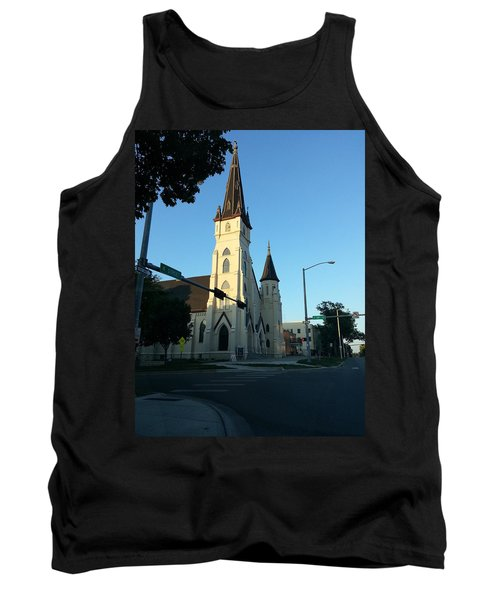 Downtown Worship Tank Top