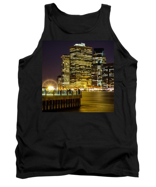 Downtown Lights Tank Top