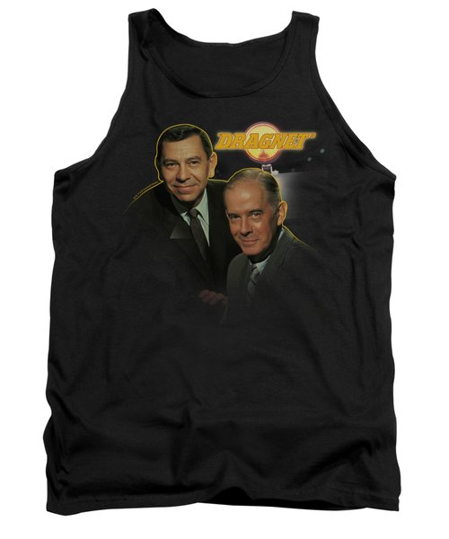Dragnet - Dragnet Tank Top