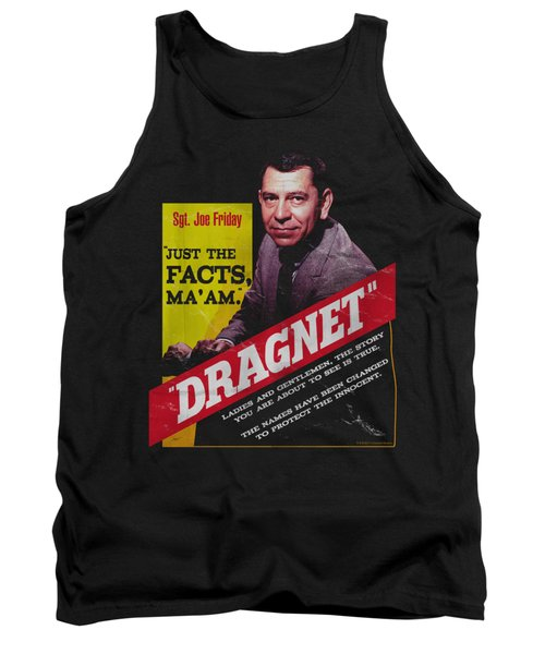 Dragnet - Pulp Tank Top