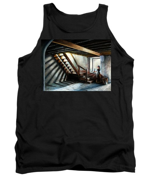 Drayton Hall- A Quiet Moment Tank Top
