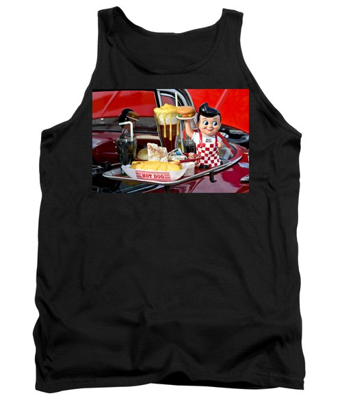 Drive-in Food Classic Tank Top