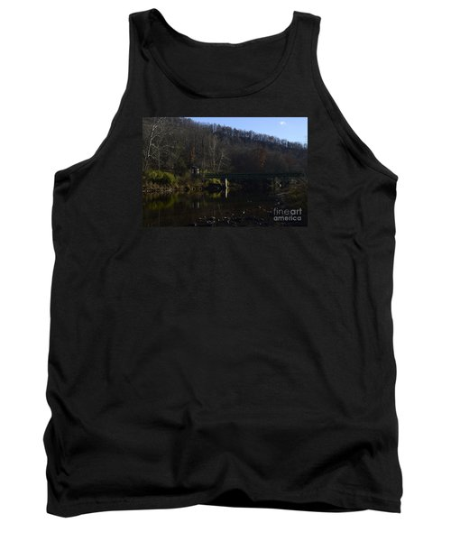 Dry Fork At Jenningston Tank Top by Randy Bodkins