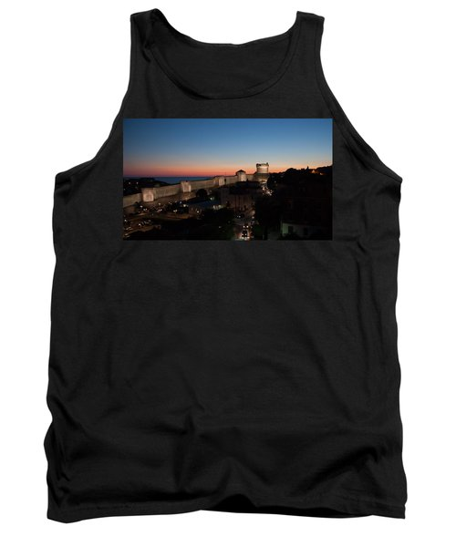 Tank Top featuring the photograph Dubrovnik by Silvia Bruno