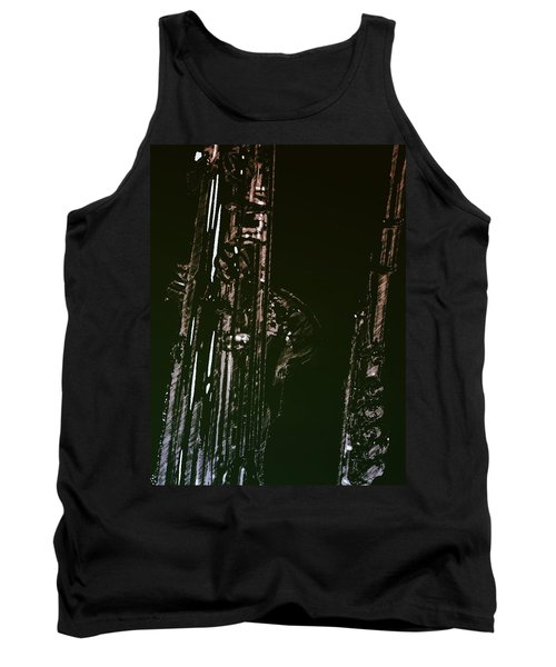 Duet Tank Top by Photographic Arts And Design Studio