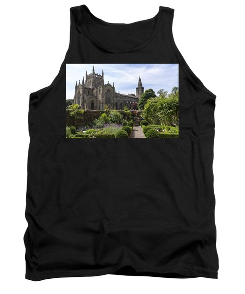 Dunfermline Abbey From The Abbot House Tank Top