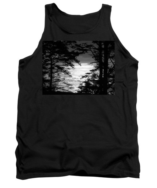 Dusk On The Ocean Tank Top