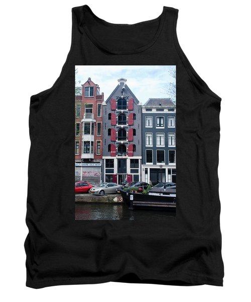 Dutch Canal House Tank Top
