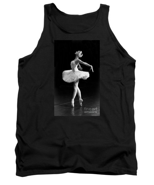 Dying Swan I. Tank Top