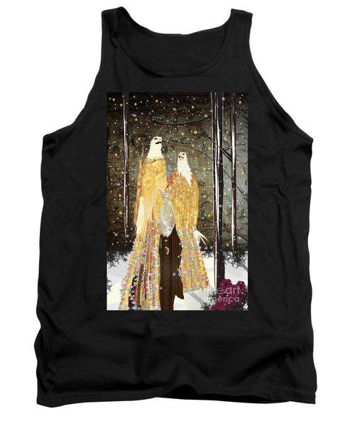 Winter Dress Tank Top
