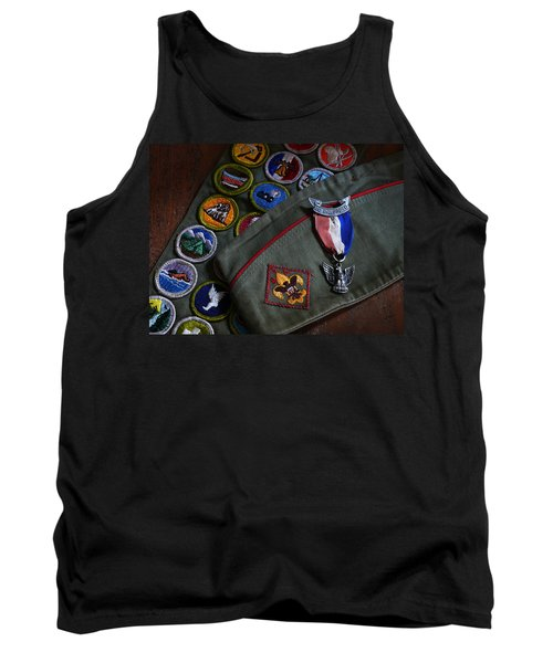 Eagle Scout Tank Top