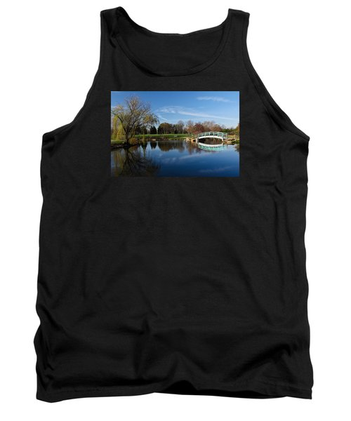 Tank Top featuring the photograph Early Morning Retreat by Julie Andel