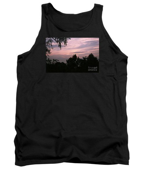 Early Sunrise In Central Illinois Tank Top