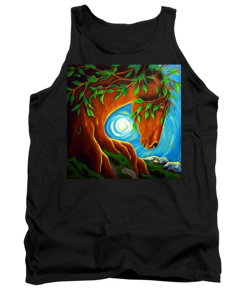 Earth Elder Tank Top