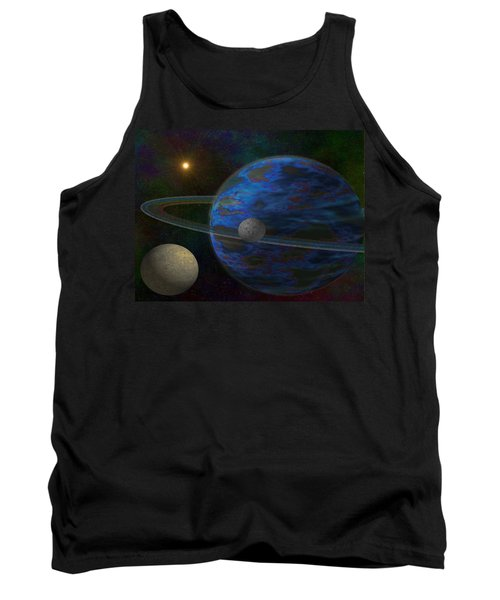Earth-like Tank Top