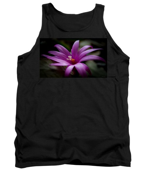 Tank Top featuring the photograph Easter Rose by Steven Milner