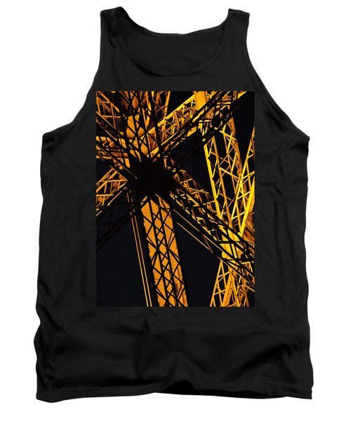 Eiffel Tower Detail Tank Top