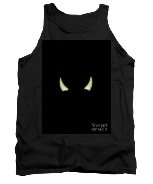 Tank Top featuring the photograph El Diablo by Angela J Wright