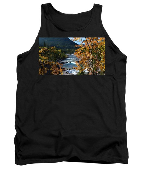 Elbow River View Tank Top