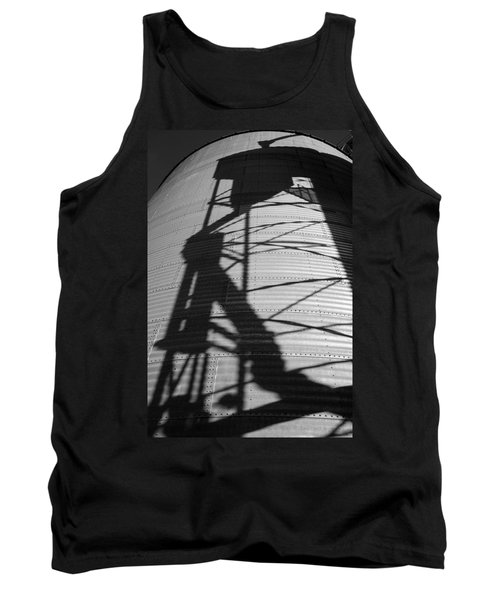 Elevator Shadow Tank Top