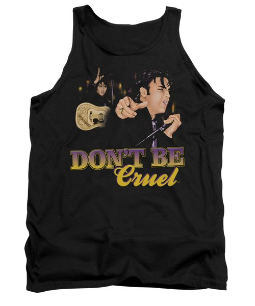 Elvis - Don't Be Cruel Tank Top by Brand A