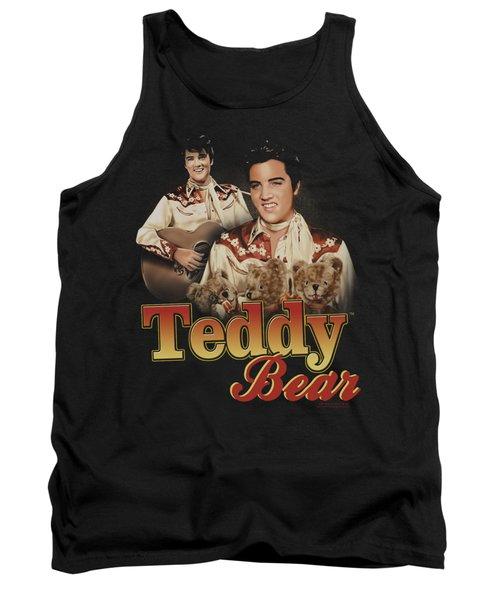 Elvis - Teddy Bear Tank Top