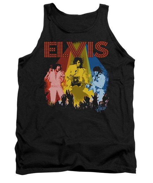 Elvis - Vegas Remembered Tank Top