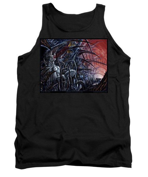 Embedded Into A World Of Pain Tank Top