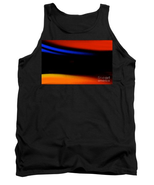 Embrace The Darkness Tank Top