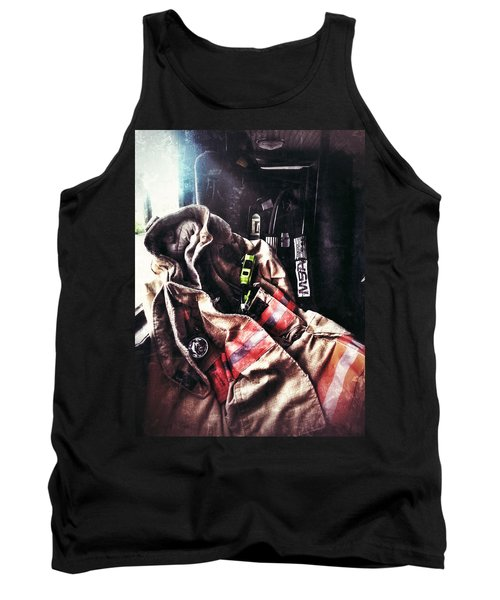 Emergency Standby Tank Top