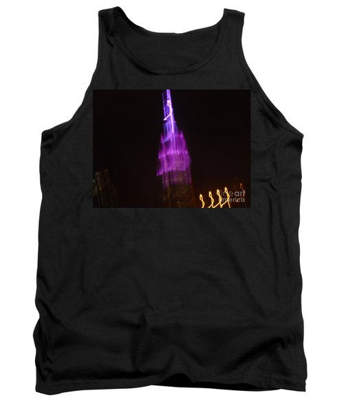 Empire Light Blur Tank Top